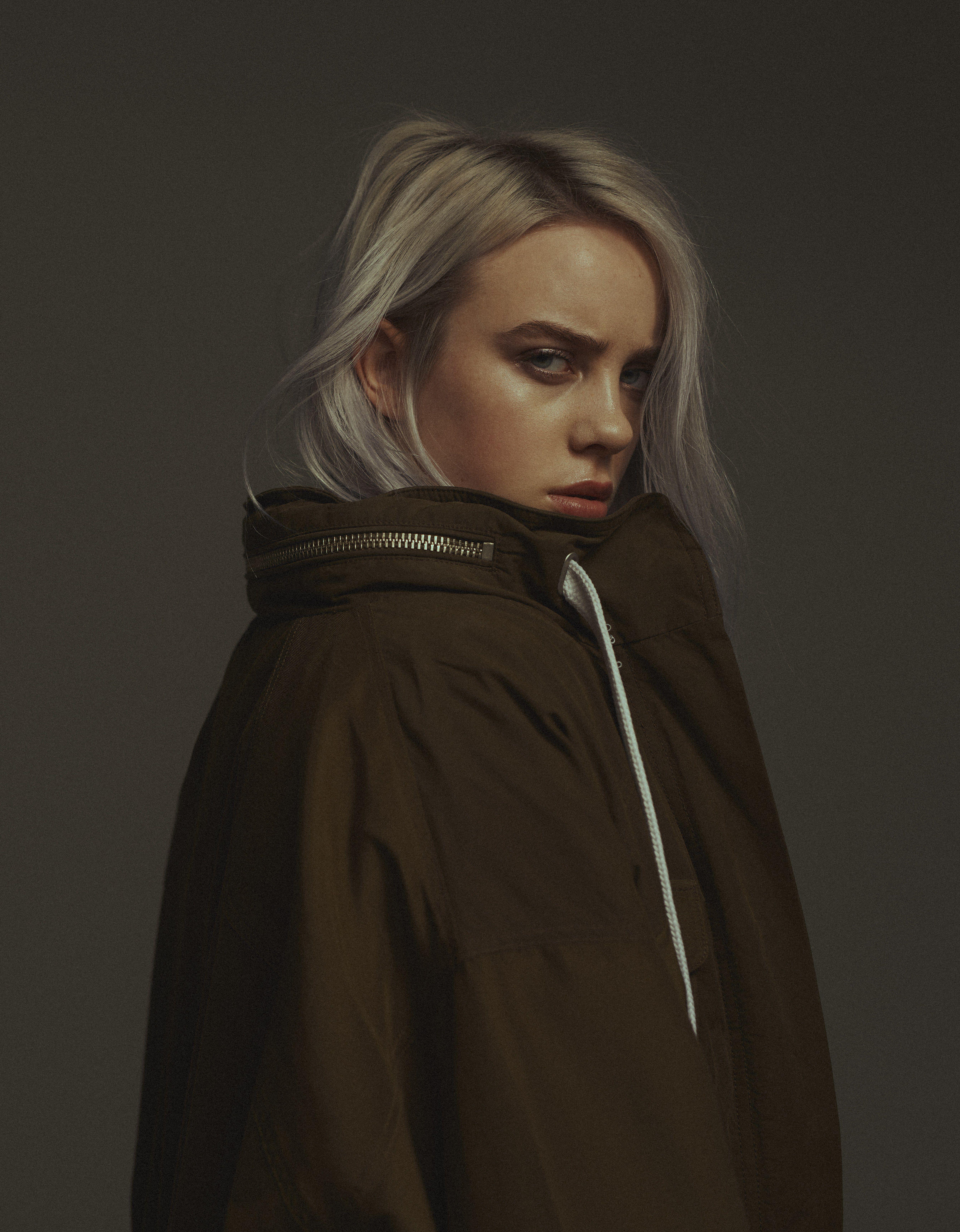 Meet Billie Eilish Pop S Terrifying 15 Year Old Prodigy Billie