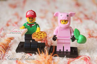 Lego minifigures - Day By Day