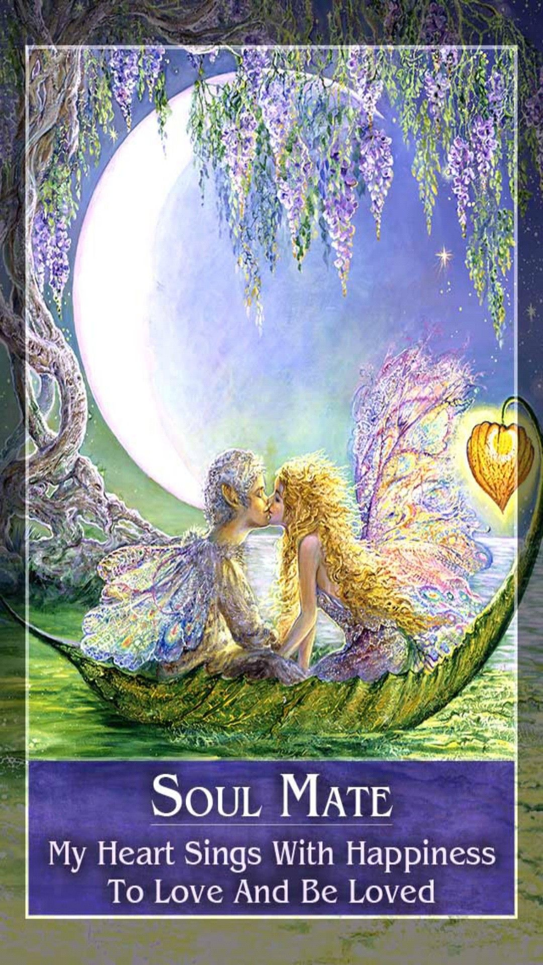 Mystical oracle soul mate with images angel tarot