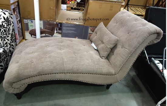 Costco has the Bainbridge Chaise Lounge in stock for a very limited time. : costco chaise lounge - Sectionals, Sofas & Couches