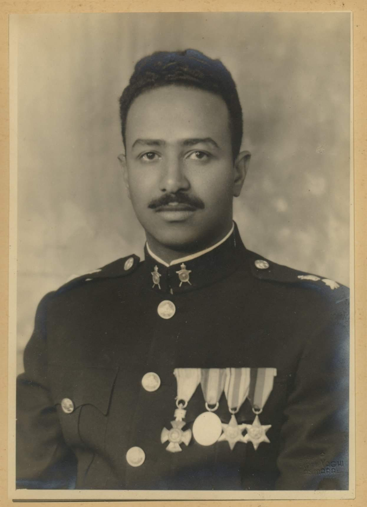 General Aman Mikel Andom History Of Ethiopia Ethiopian People Ethiopia