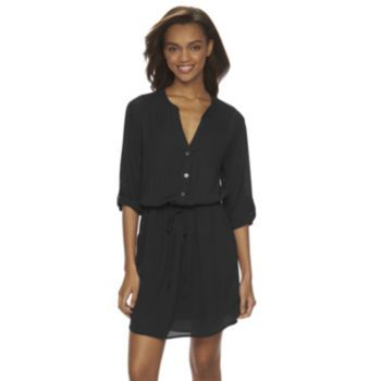 Formal Shirtdress For Juniors