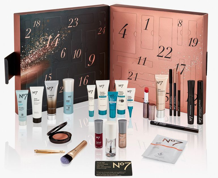 All The Beauty Advent Calendars You Can Still Buy Now Best