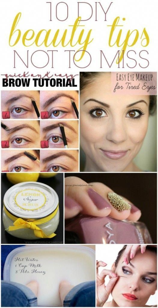 10 DIY Beauty Tips Not to Miss. Find out how to create caviar nails, how to put on false eyelashes, how to disguise tired eyes, how to create flawless eyebrows, and more. #howtodisguiseyourself 10 DIY Beauty Tips Not to Miss. Find out how to create caviar nails, how to put on false eyelashes, how to disguise tired eyes, how to create flawless eyebrows, and more. #howtodisguiseyourself