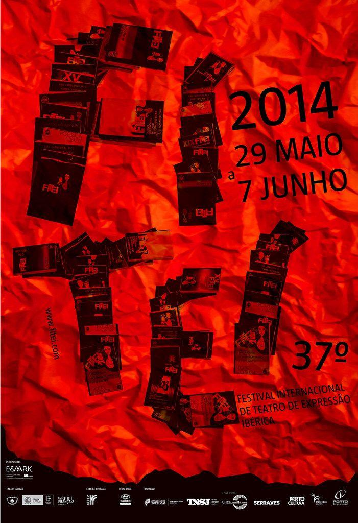 cartaz 37º. Festival   por FITEI