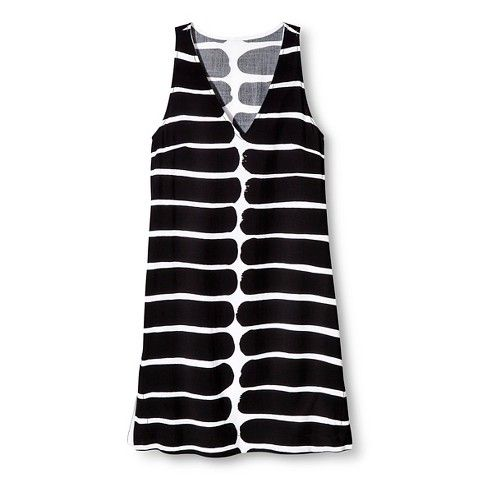 2a087d2a468bfc Marimekko for Target Women s Sleeveless Dress - Okariino Print - Black
