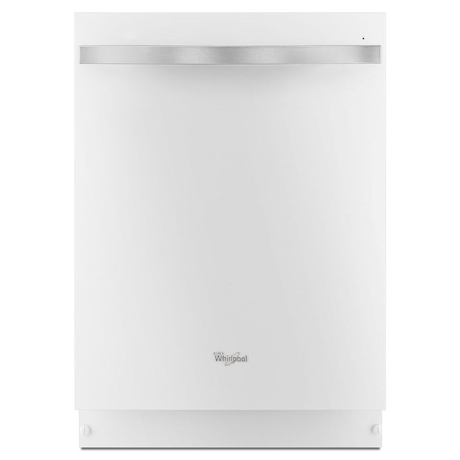 Whirlpool white ice appliances lowes - Shop Whirlpool Gold Gold 51 Decibel Built In Dishwasher White Ice