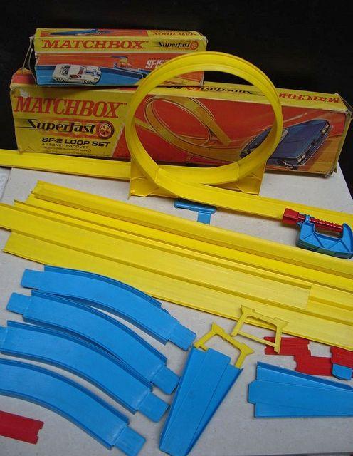 Matchbox Superfast Sf 2 Loop Set Pic 7 22 Pics Matchbox Vintage Toys 1970s Childhood Toys