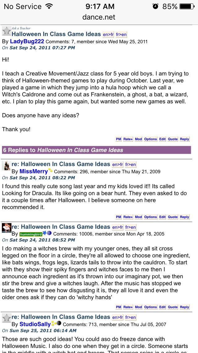 Halloween Dance Games dance Pinterest Dancing and Teach dance - halloween dance ideas