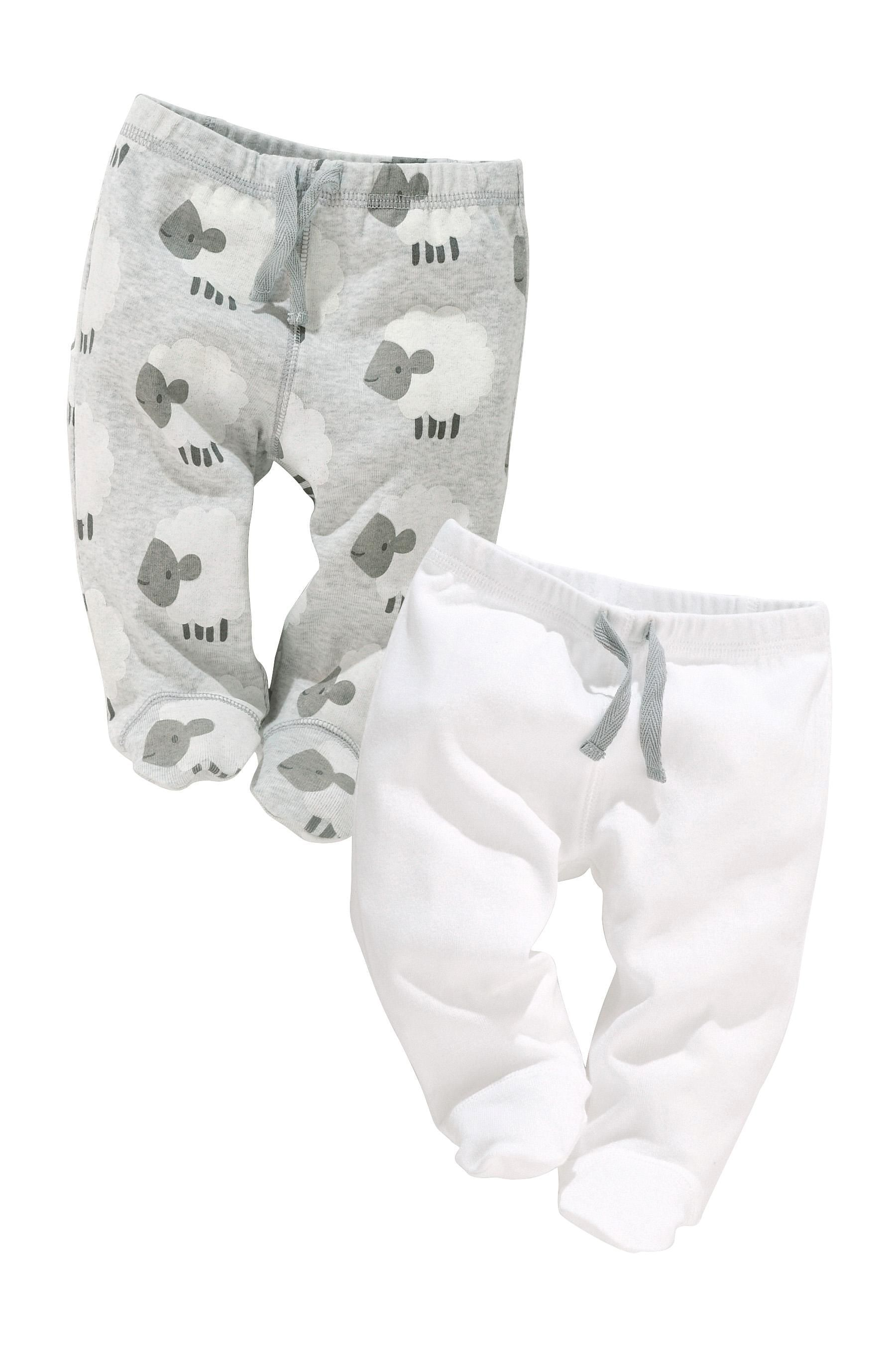 Buy Leggings Two Pack 0 12mths from the Next UK online shop