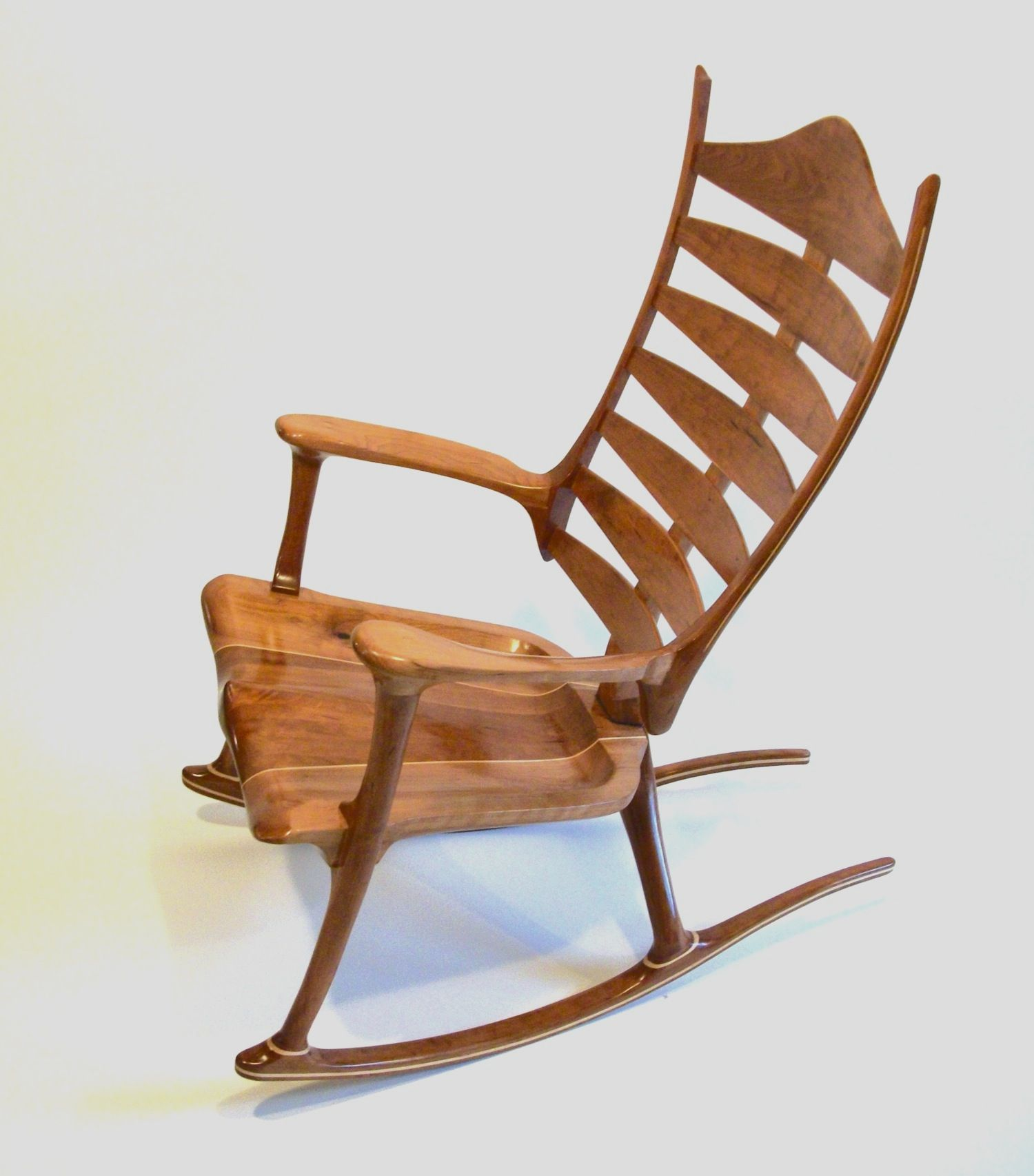 Miraculous Bonn Zero G Custom Rocking Chair By Christopher Krauskoph Of Gmtry Best Dining Table And Chair Ideas Images Gmtryco