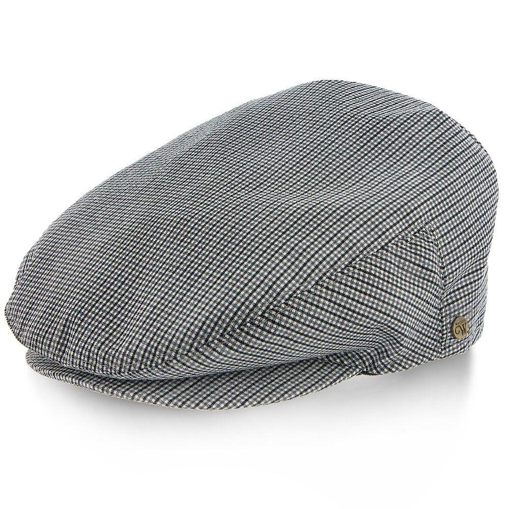 72f5dd5b7d1 Clubhouse - Walrus Hats Linen Cloth Ivy Cap - Golf Flat Cap