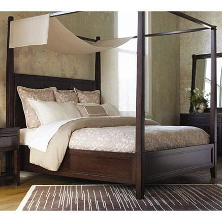 Thomasville™ Wanderlust Canopy Bed Ensemble & Thomasville™ Wanderlust Canopy Bed Ensemble | My future house ...