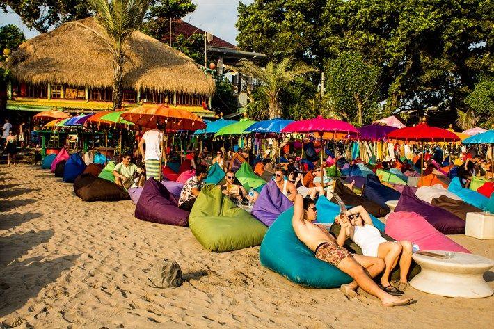 Clubs And Bars In Seminyak Bali