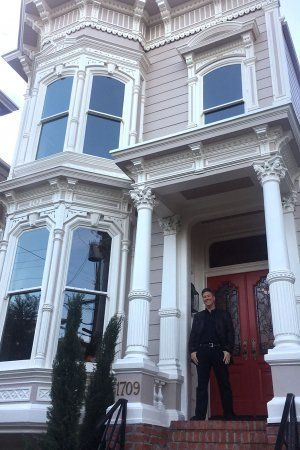 U0027Full Houseu0027 Creator Purchases Original Tanner House In San Francisco