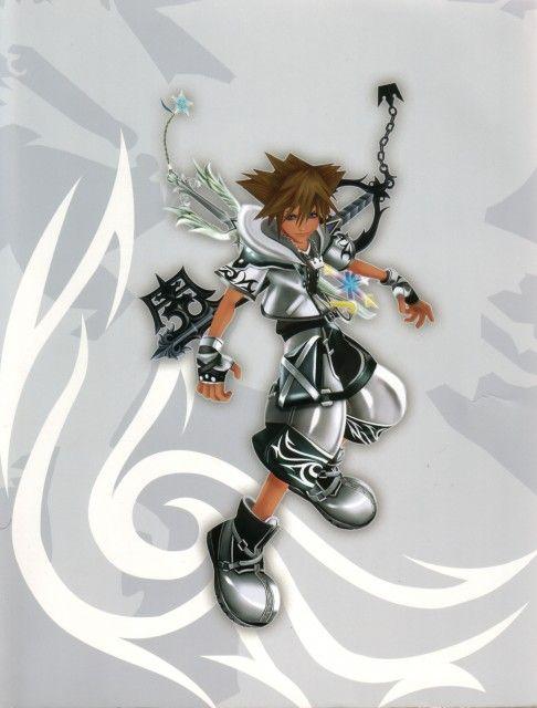 Square Enix, Kingdom Hearts, Sora