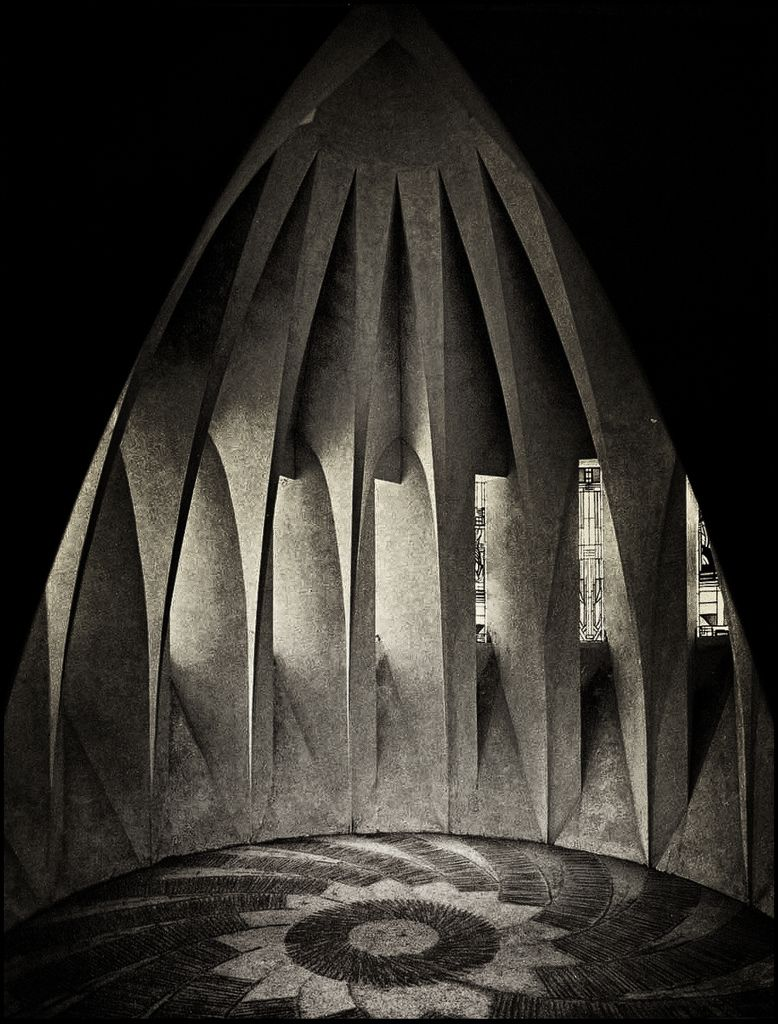 Innenarchitektur Ulm dominikus böhm neu ulm 1926 2 design prozess sakralbau