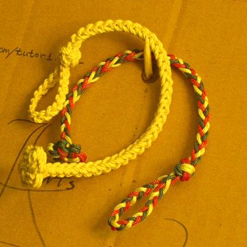 Chesapeake Bay Lifesaver Bracelet