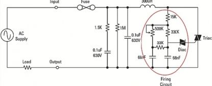 trailing edge dimmer circuit Google Search Electric