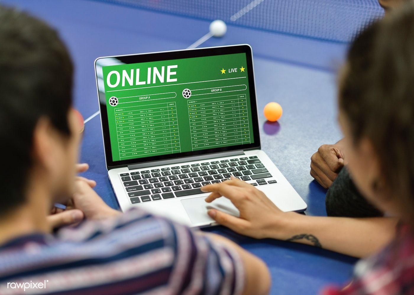 Download premium image of Gambling Football Game Bet