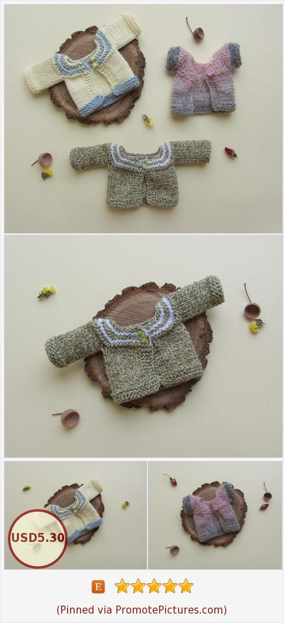 Doll Knit Clothes Pattern Blythe Knitting Pattern Teddy Bear Clothes