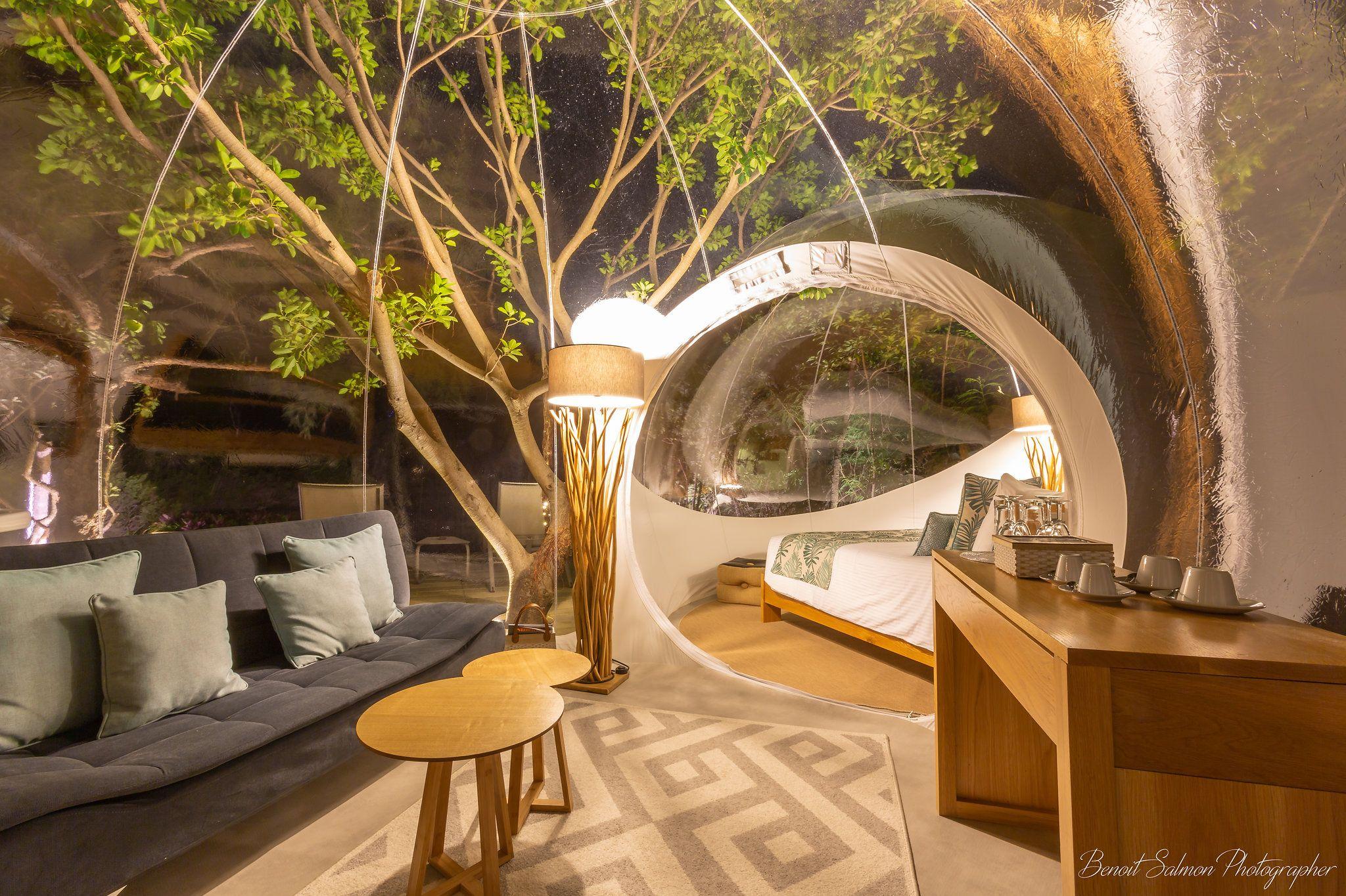37+ Salon de jardin bubble inspirations
