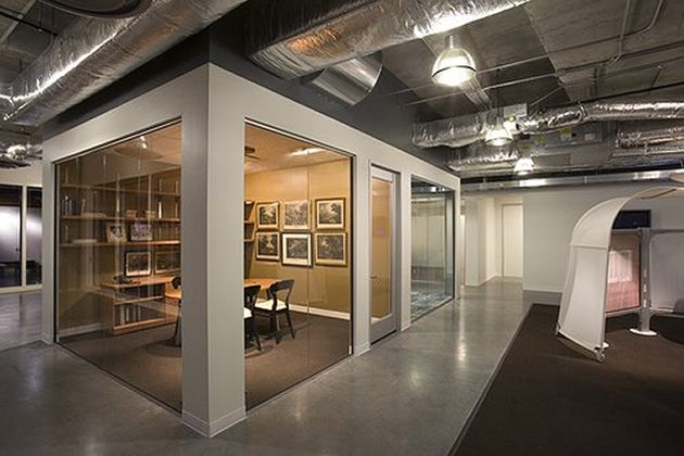 70 cool office design ideas resources inspiration for Cool office rooms