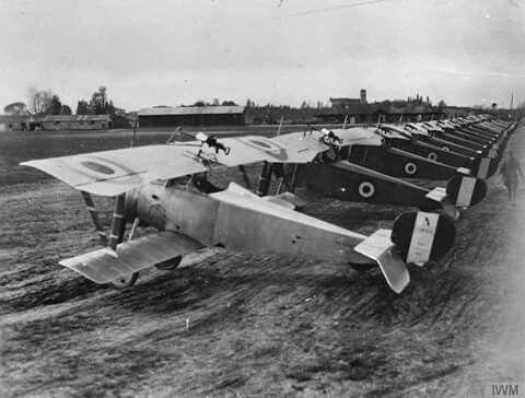 Italian Nieuport 17, 11s