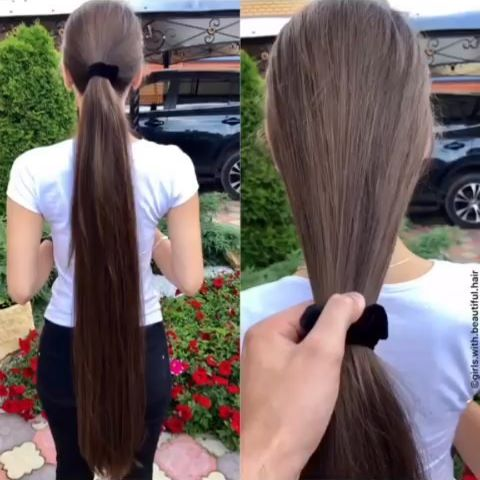 Sexiest Hair Sexiesthair Instagram Photos And Videos Long Hair Video Hair Beautiful Long Hair