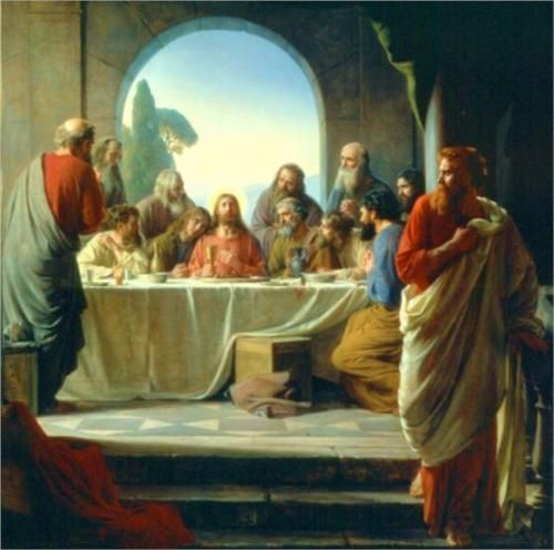 The Last Supper - Carl Bloch