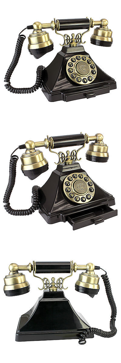 Home Telephones: Design Toscano 1938 Reproduction Royal Victoria Telephone -> BUY IT NOW ONLY: $117.9 on eBay!