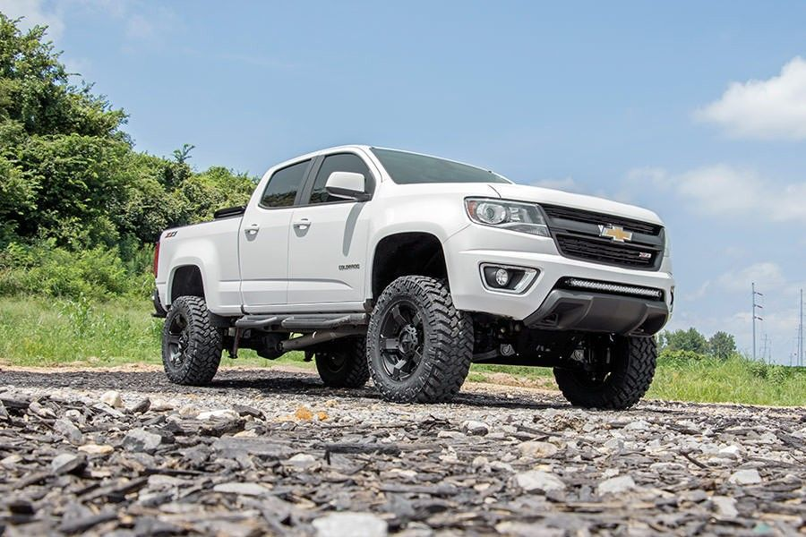 Lifting 2016 Colorado Z71 Chevy Lifted Chevrolet