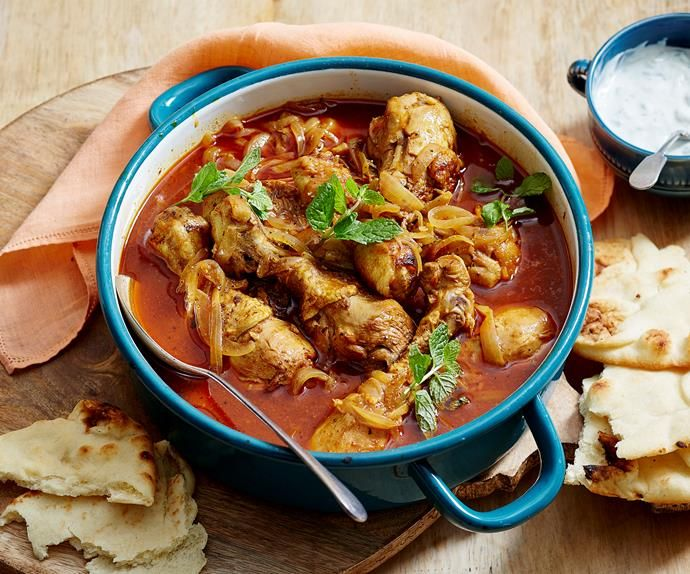 Chicken Curry and other Delicious Curry Recipes From Around The World