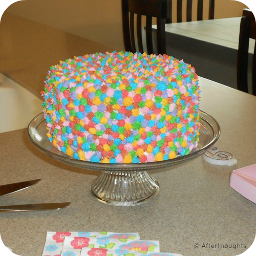 The ThreeHour Birthday Cake Girl birthday Birthday cakes and