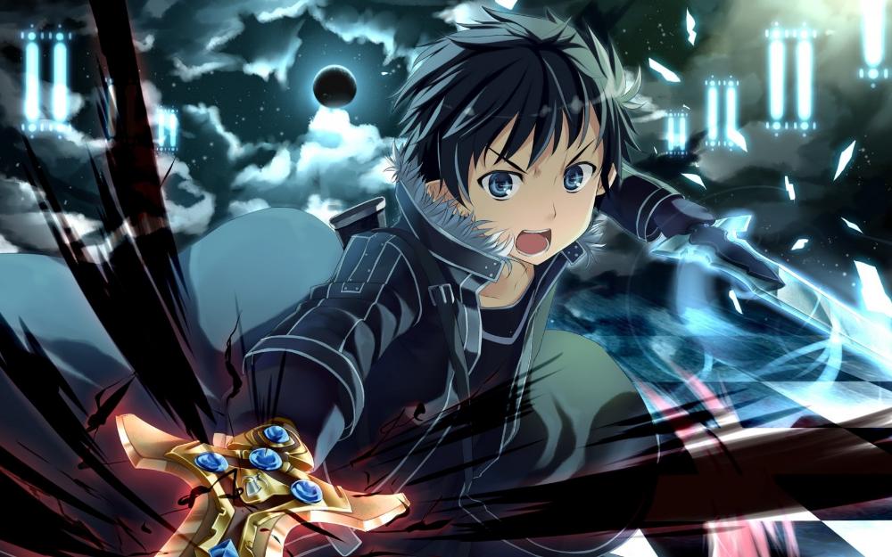 1680x1050 Sword Art Online Wallpaper Background Image