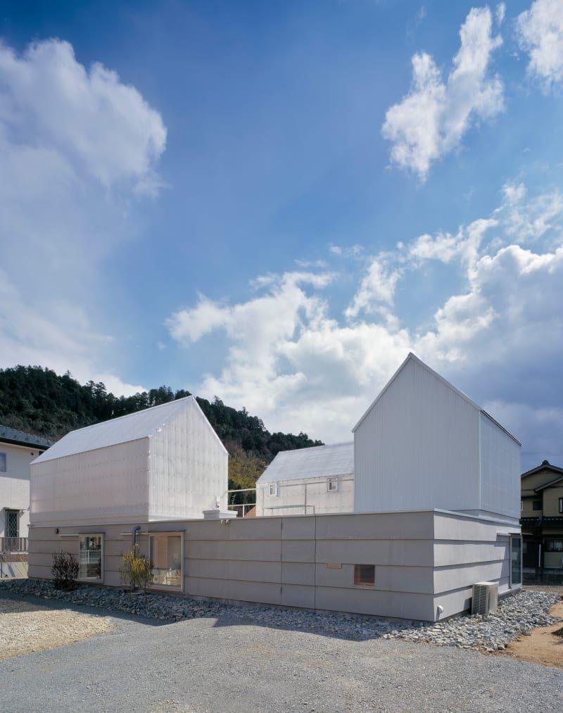 Tato Architects · House in Yamasaki