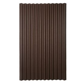 Shop Fabral 2 1 2 In Corrugated 2 16 Ft X 12 Ft Corrugated Steel Roof Panel At Lowes Com In 2020 Roof Panels Corrugated Roofing Asphalt Roof