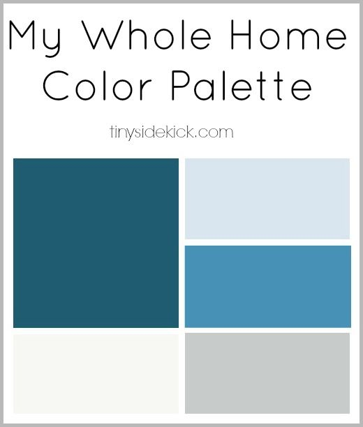 Beautiful Decorating · How To Create A Whole Home Color Palette ...