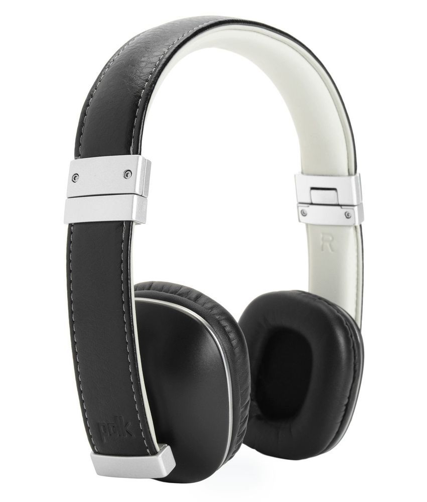 Ebay Sponsored Polk Audio Hinge Headphones Blacksilver With 3 Sennheiser Momentum 2g Ivory Button Remote And In Linemicr