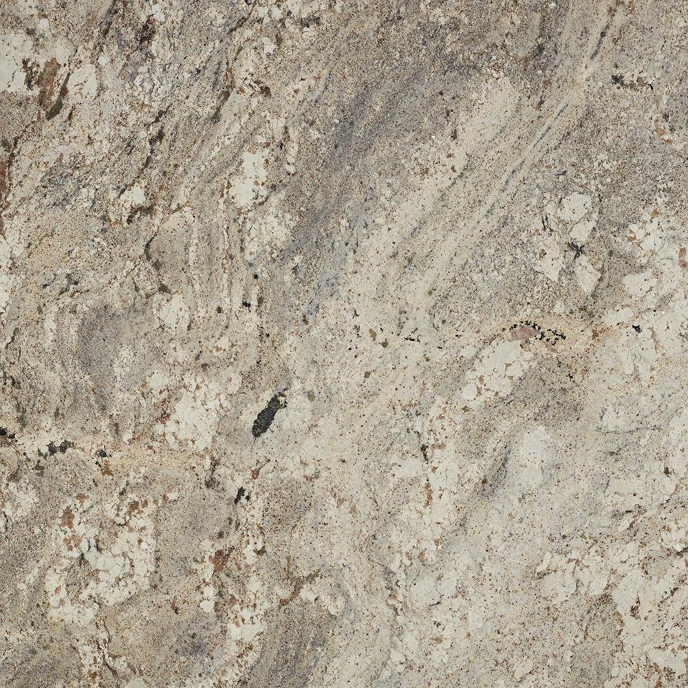 Stonemark 3 In X 3 In Granite Countertop Sample In White Paradise Az G111 The Home Depot In 2020 Granite Countertops Granite Countertops Kitchen Countertops