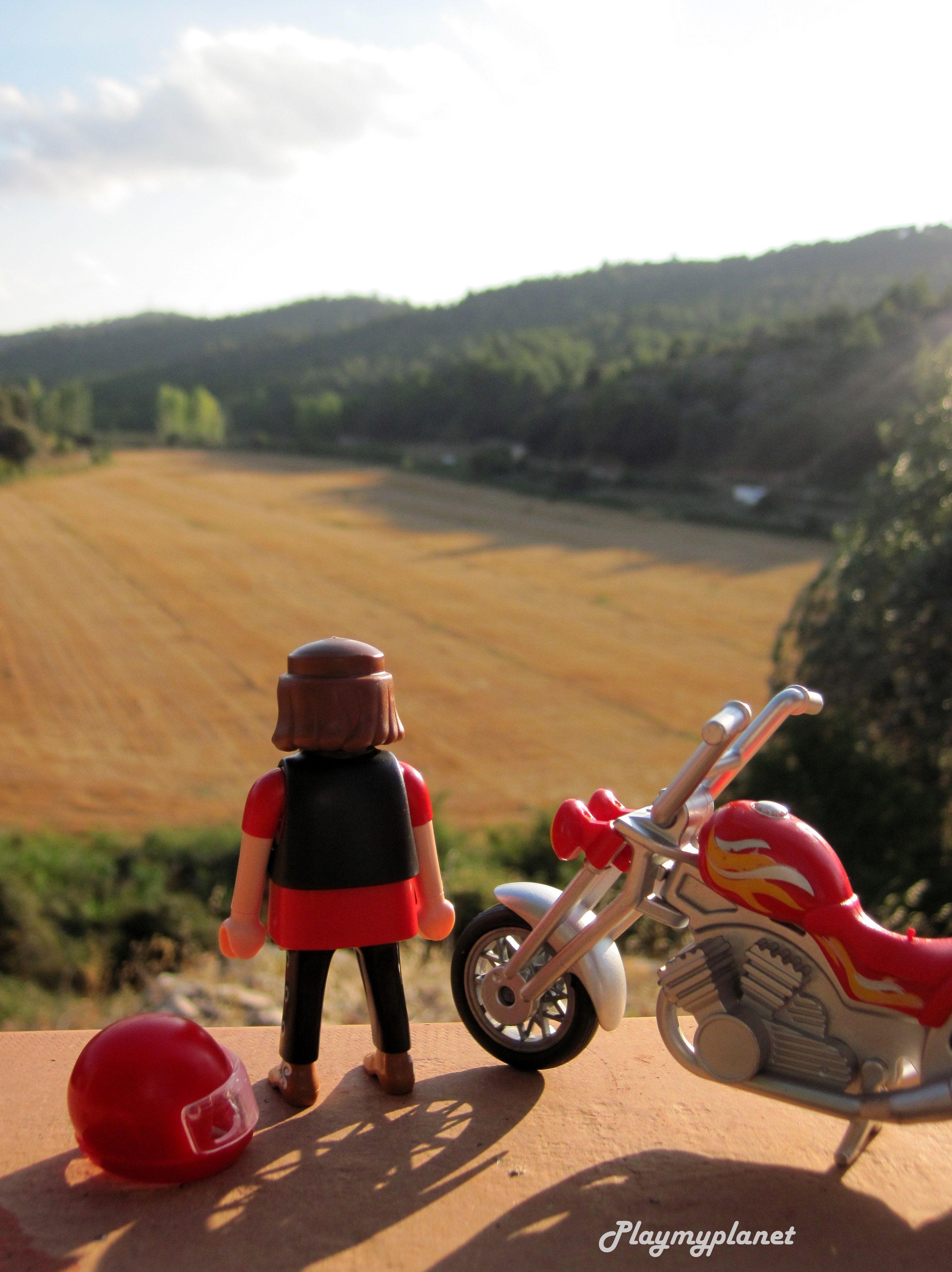 If It Was A Boy Steveo Motorista Playmobil En Castilla La Mancha