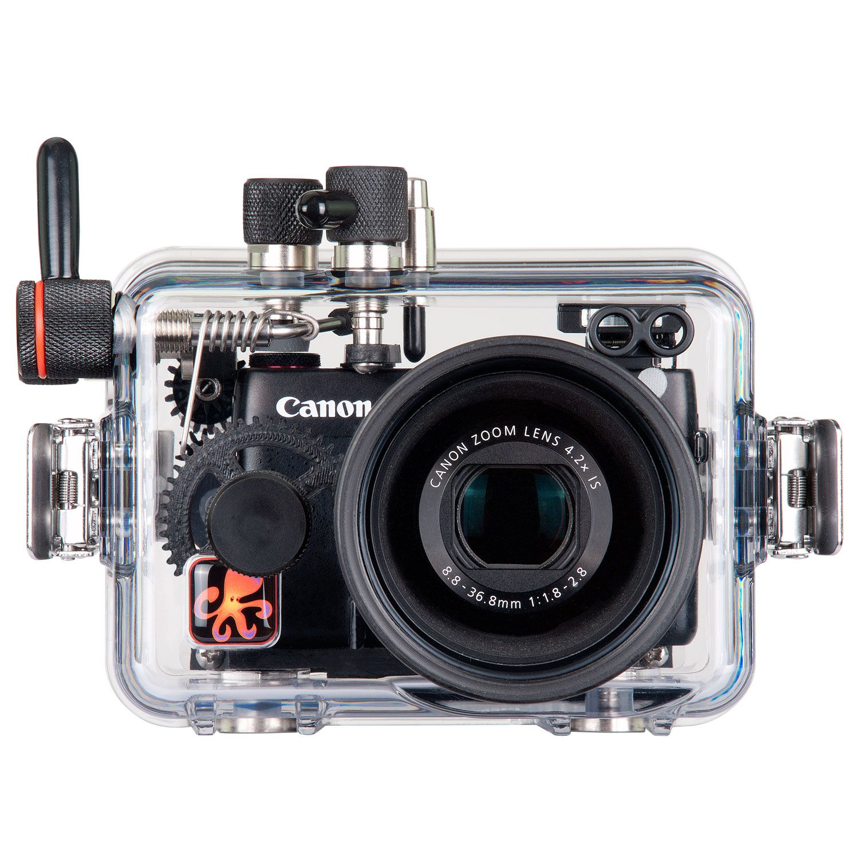 Ikelite Underwater Housing For Canon Powershot G7 X Underwater Camera Housing Underwater Camera Camera Photography
