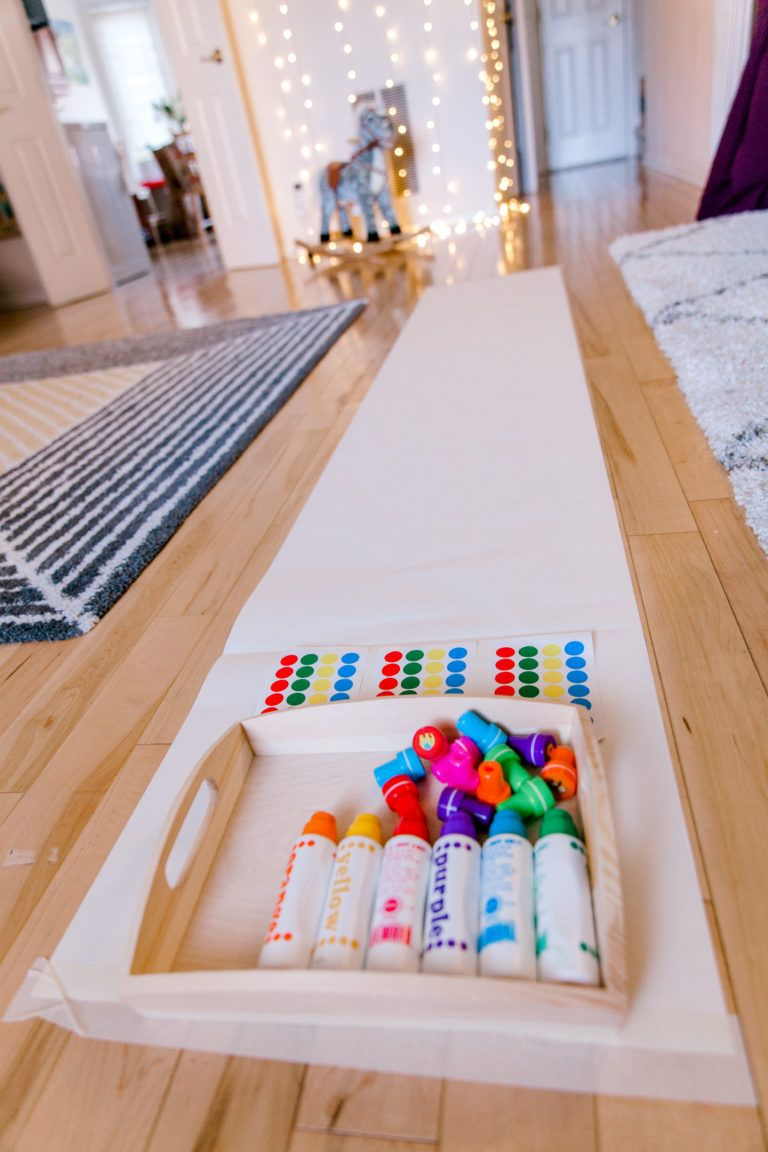 Activities for a 2 year old birthday party at home