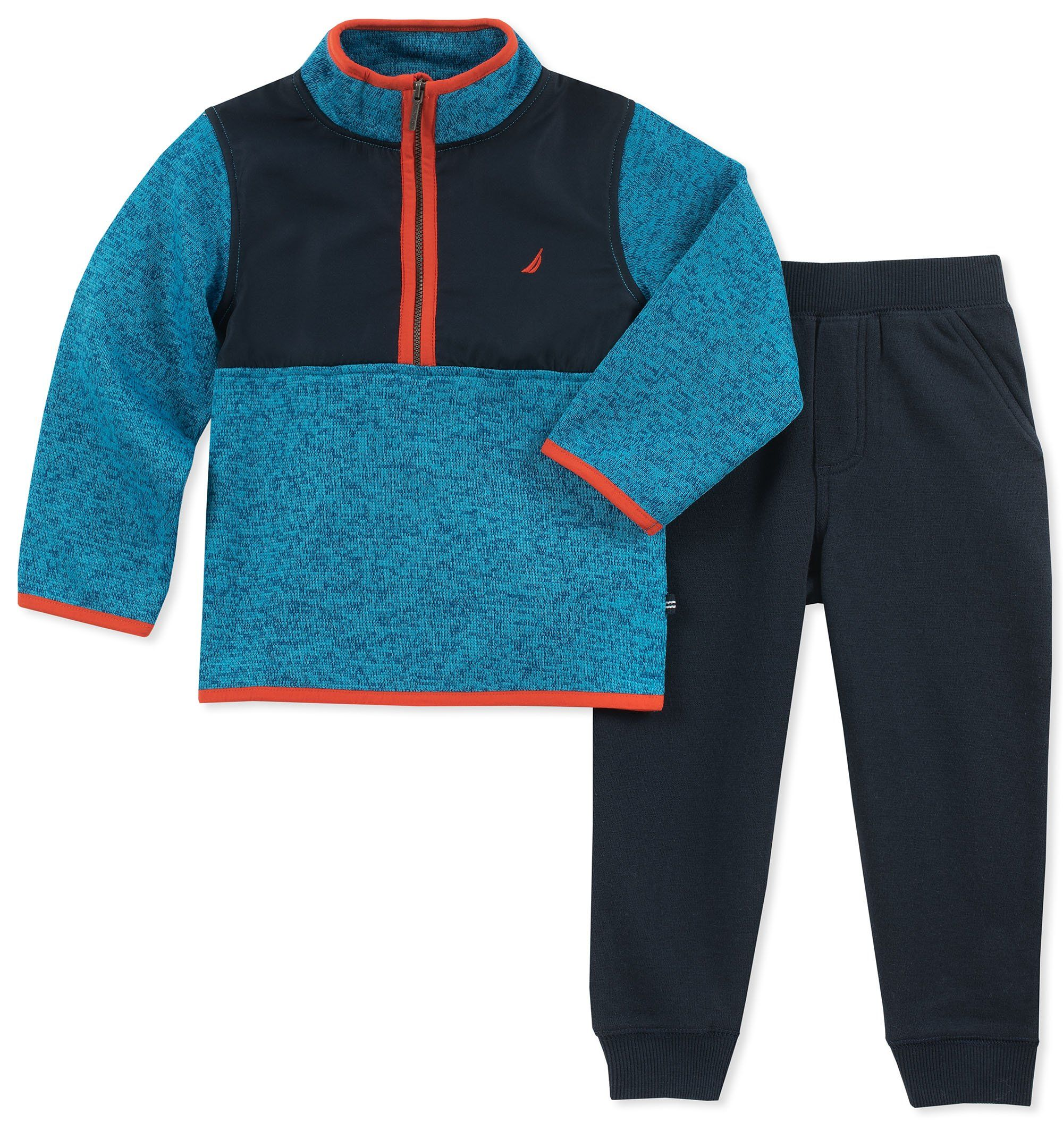 ca7c05d9ca86 Nautica Sets KHQ RJ7QG Kids and Baby 2 Pieces Sweater Pants Blue Navy Orange  36 Months   You can obtain extra information at the image link.