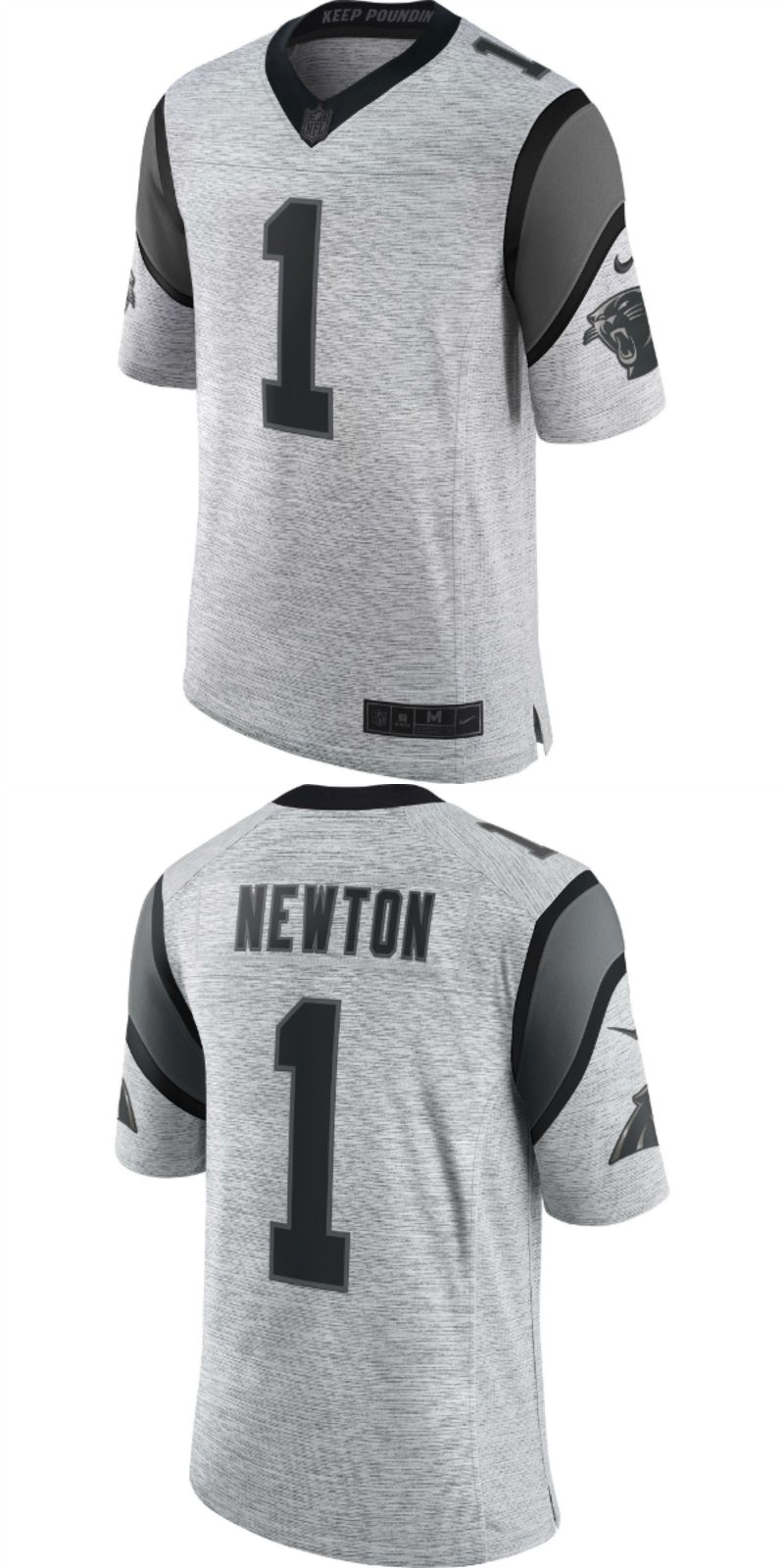 buy popular 43e0f d140a UP TO 70% OFF. Cam Newton Carolina Panthers Nike Gridiron ...