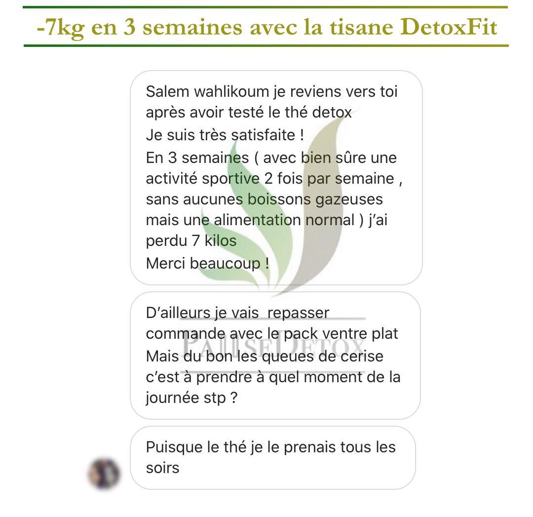 7kg En 3 Semaines Avec La Tisane Detoxfit Tisane Detox Tisane Detox