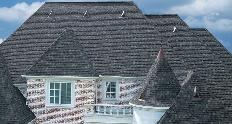 Tamco Heritage Thunderstorm Grey Shingles French