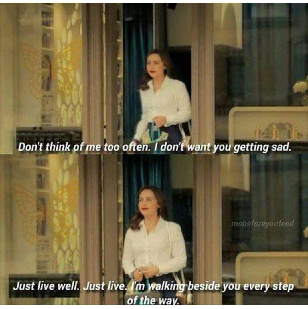 Me Before You Romantic Movie Quotes Favorite Movie Quotes Romance Movies