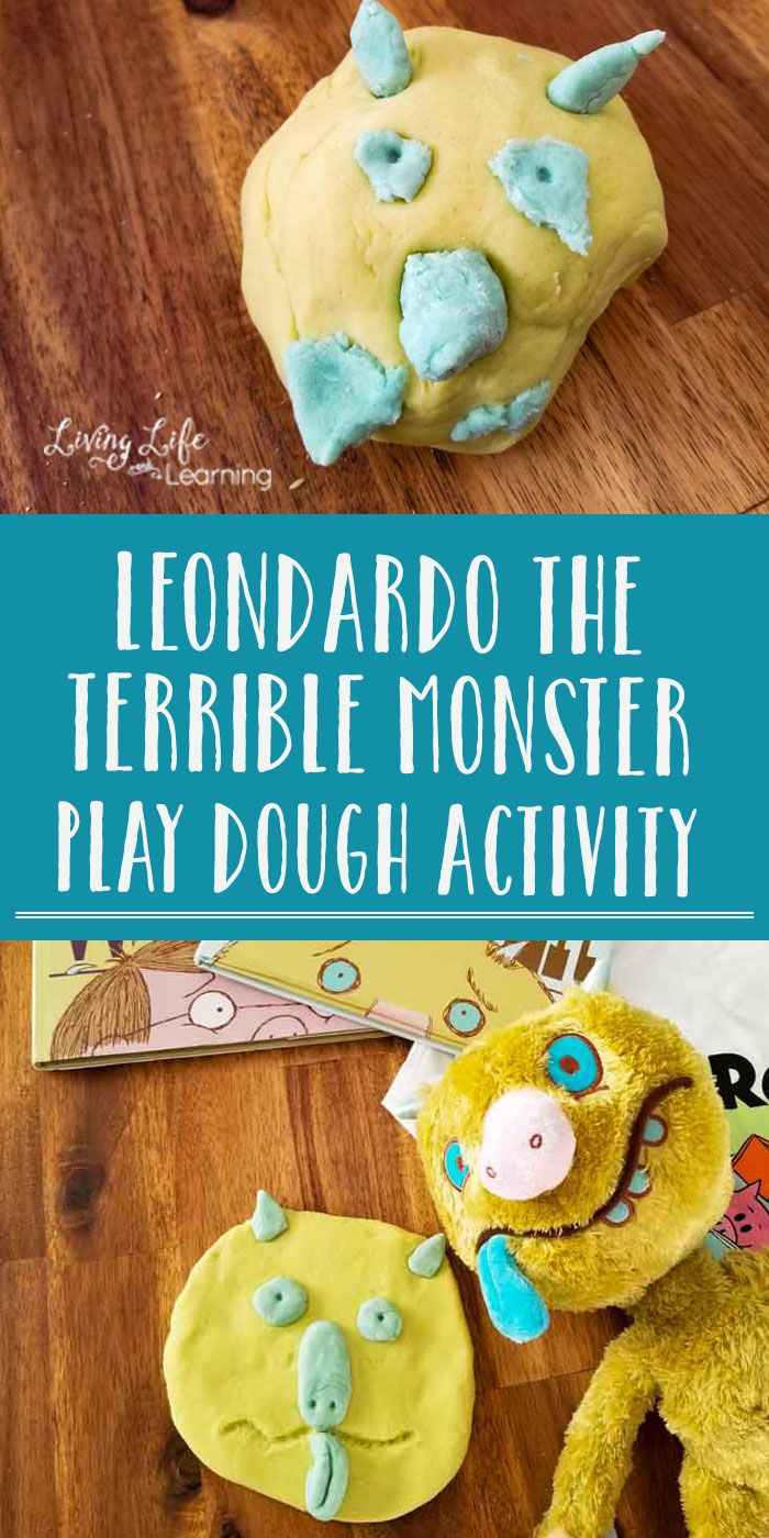 Have Fun With Leonardo The Terrible Monster Mo Willems
