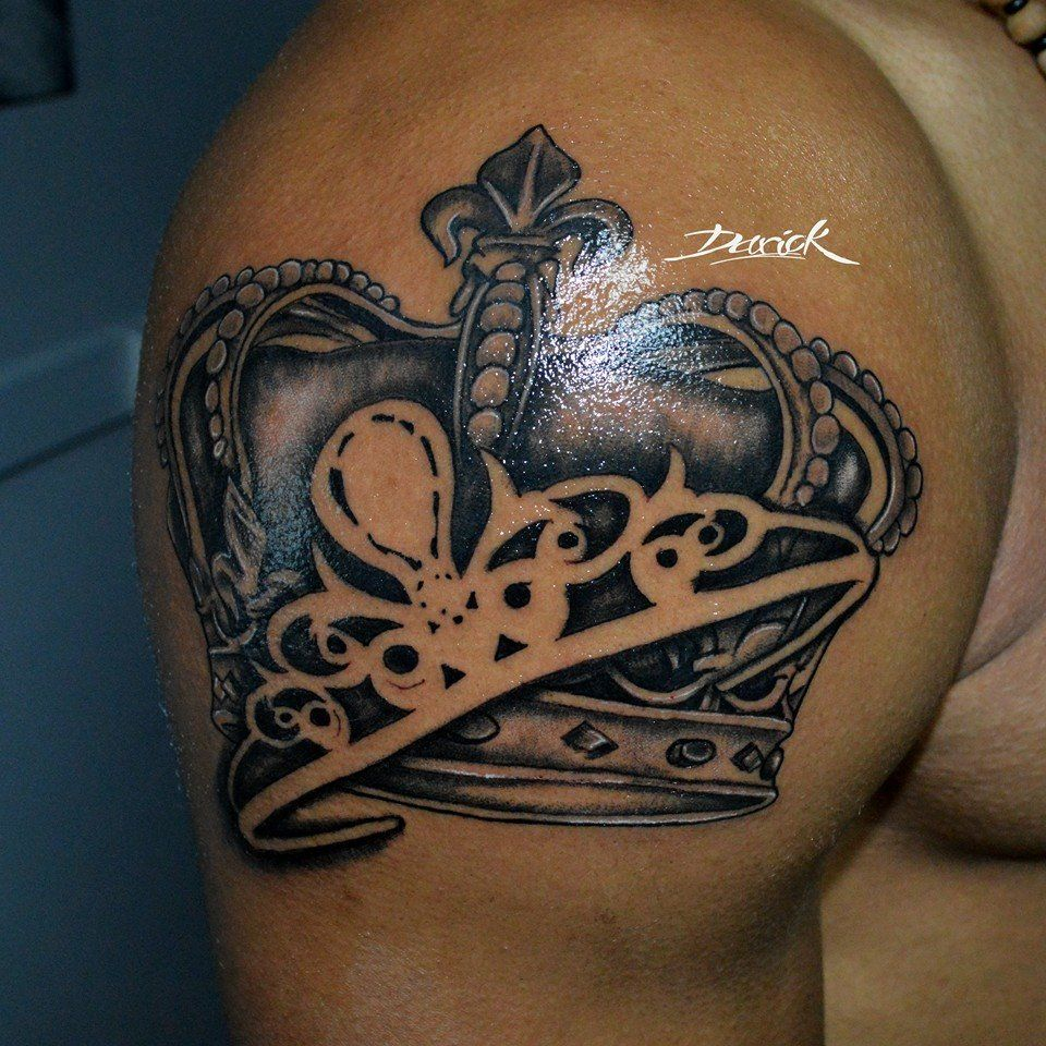 Gallery For > King And Queen Love Tattoo